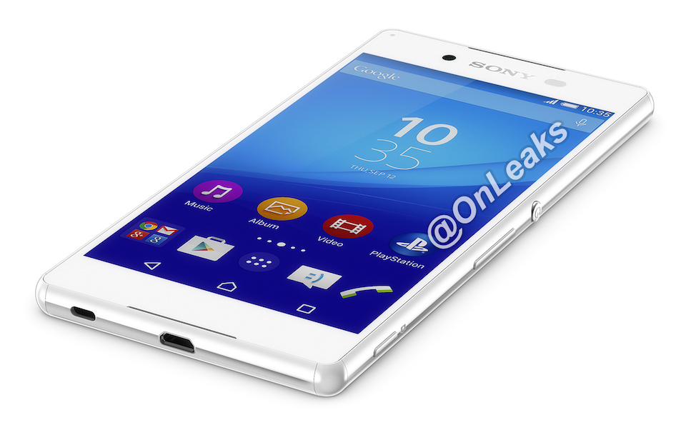 Android Sony Xperia z4