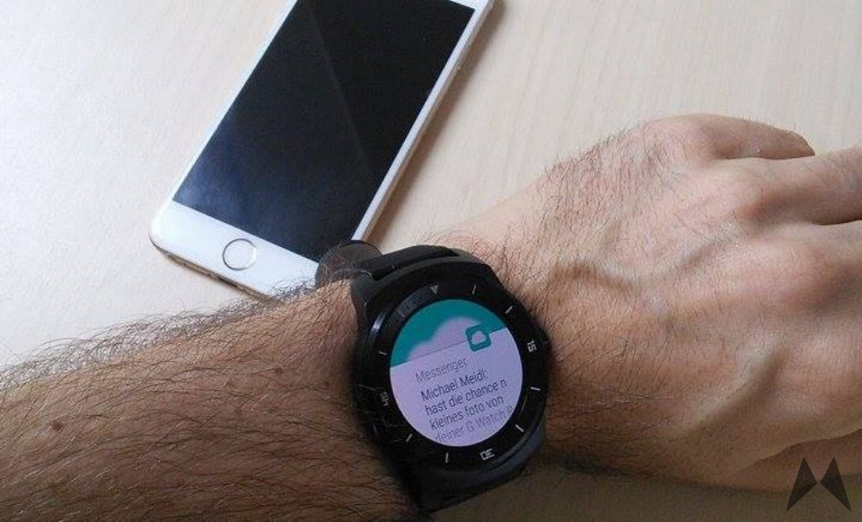 Android iOS wear