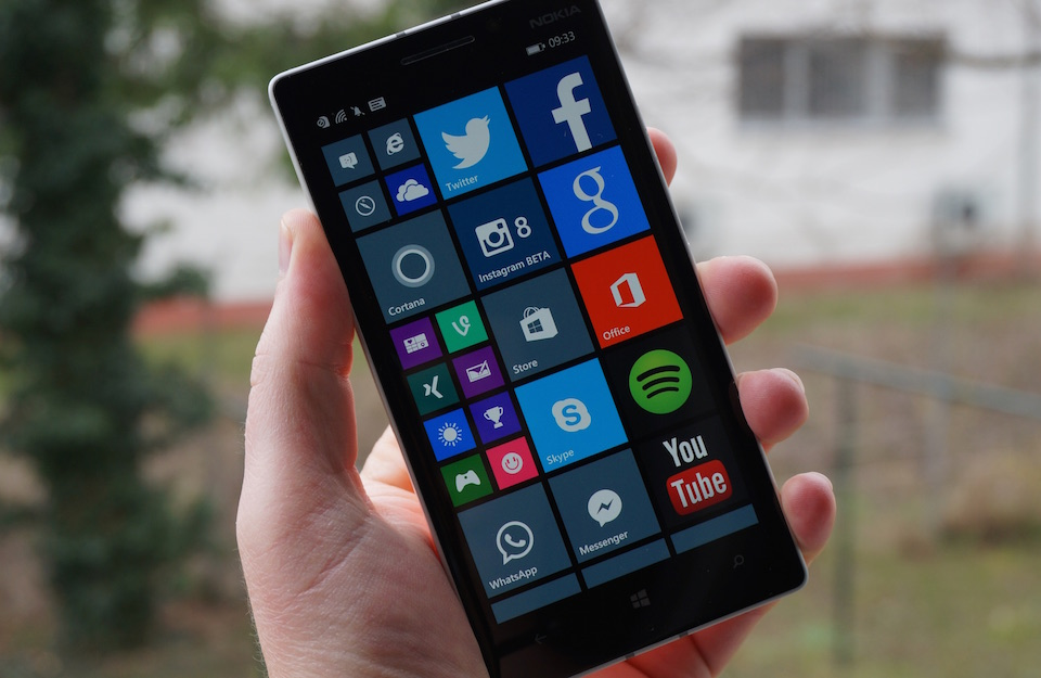 branding netzbetreiber Windows 10 Windows 10 Mobile Windows Phone
