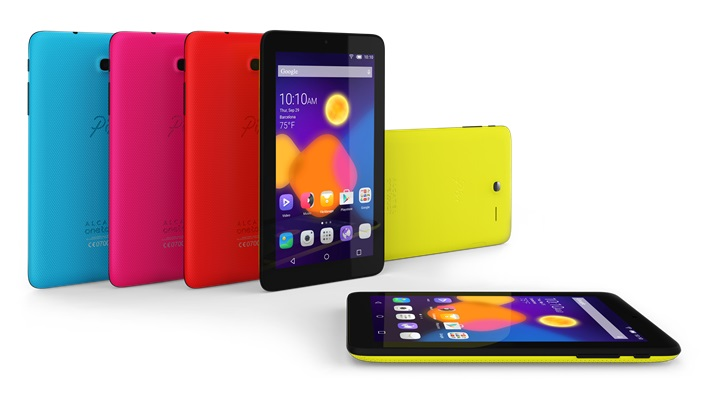 Alcatel Android MWC2015 tablet