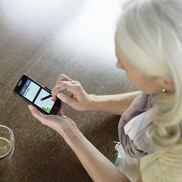Android MWC MWC2015 senioren Smartphone
