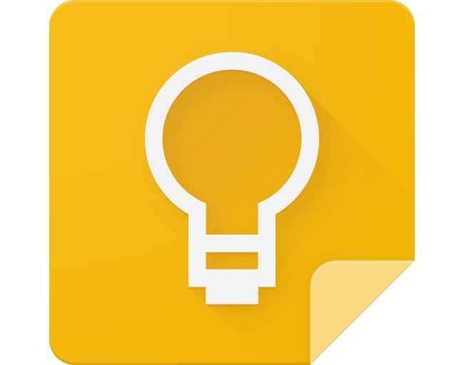 Android app updates Google keep Notizen
