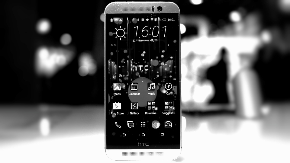 aero Android HTC one
