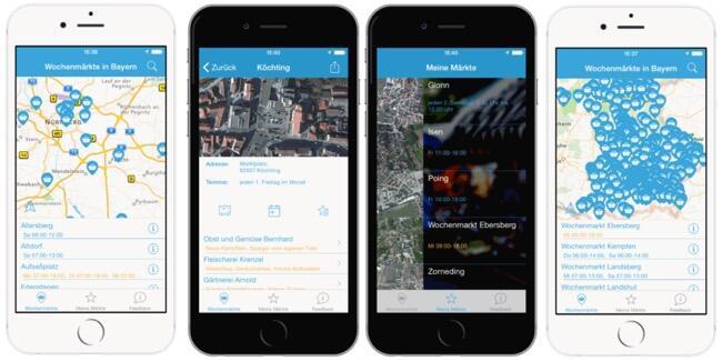 app einkauf iOS iphone shopping