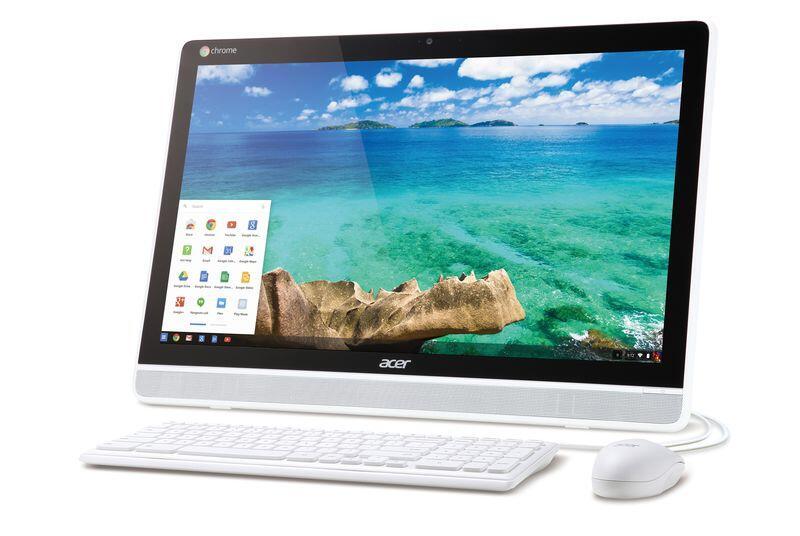 Acer chrome Google