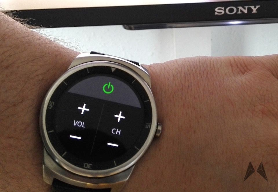 Android Android Wear Sony TV