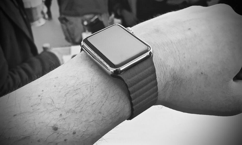 Apple smartwatch Uhr watch