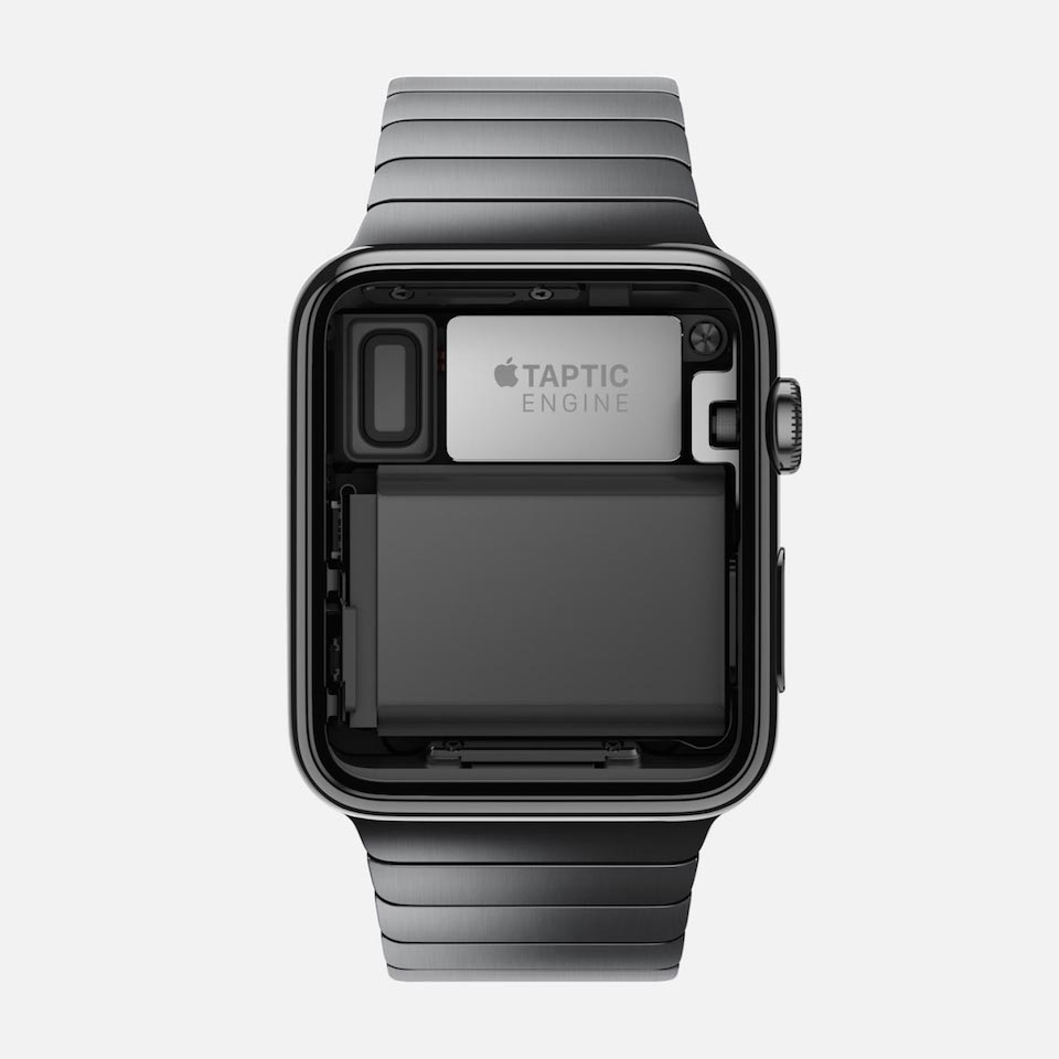 Apple iOS watch