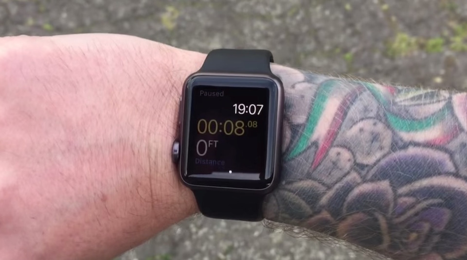 Apple probleme tattoo watch