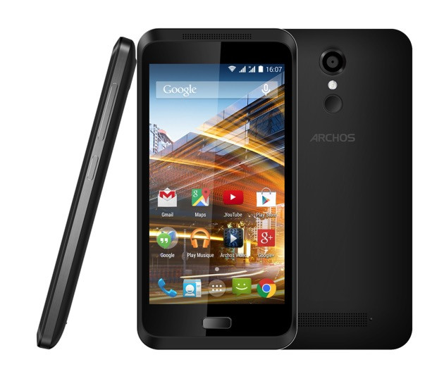 Android Archos selfie