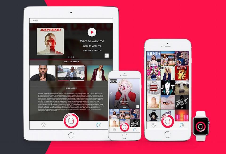 app c1 iOS iphone musikerkennung shazam