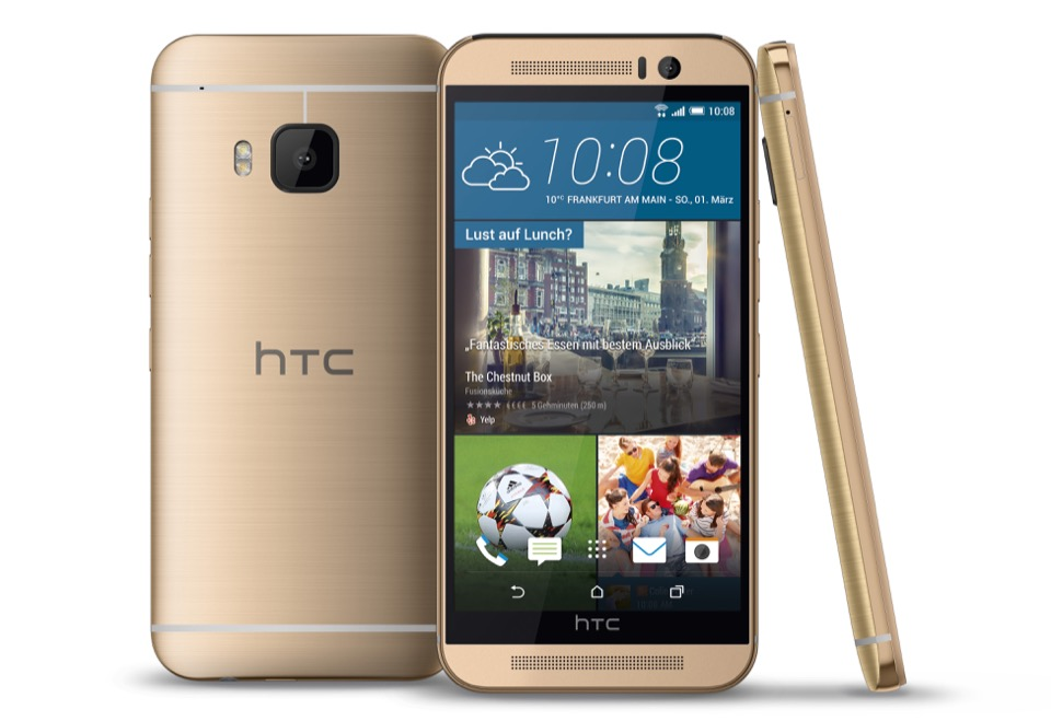 aff Android HTC HTC One M9