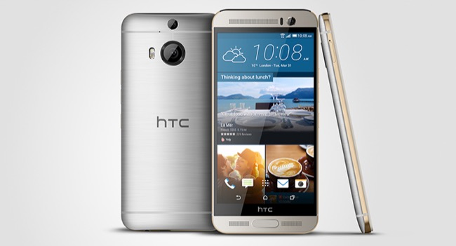 Android HTC one m9