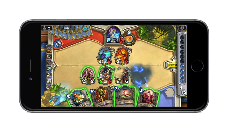 Android Blizzard Hearthstone iOS iphone Warcraft