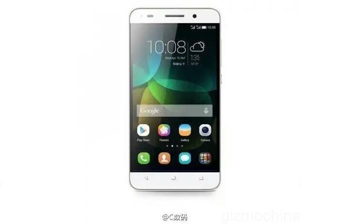 Android Honor Huawei Leak