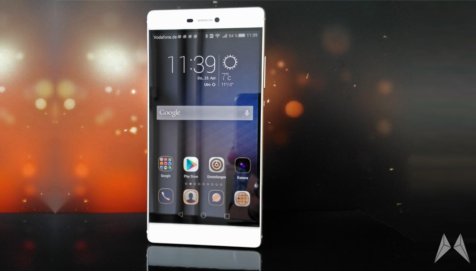 1 Android Huawei review test Testbericht