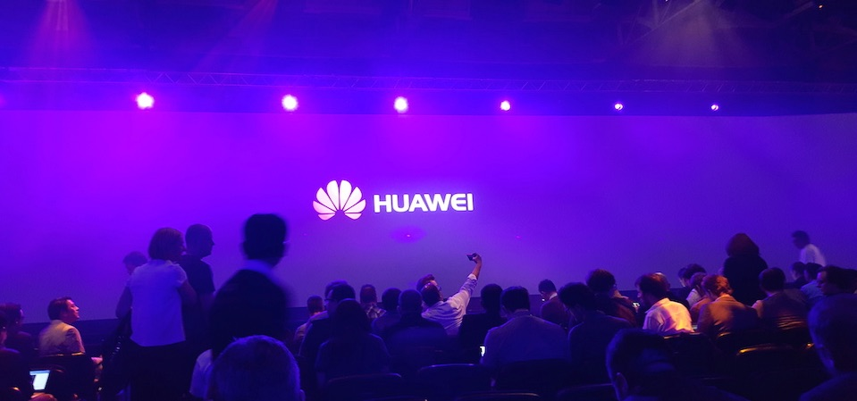 Android Huawei Live london p8