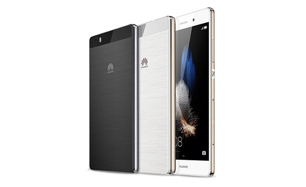 Android Huawei marshmallow P8 Lite