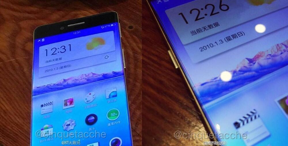 Android oppo Oppo R7 randlos