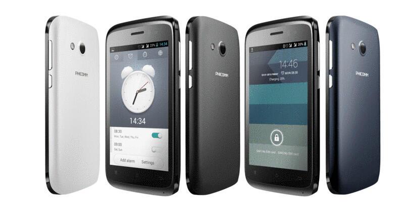 Android einsteiger LTE PHICOMM