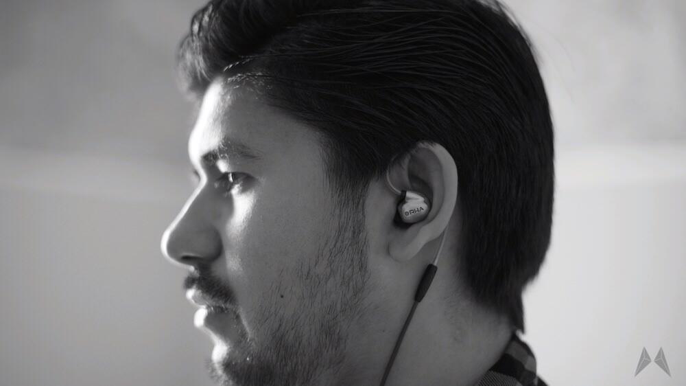1 aff Headset in-ear kopfhörer review RHA RHA T10i test