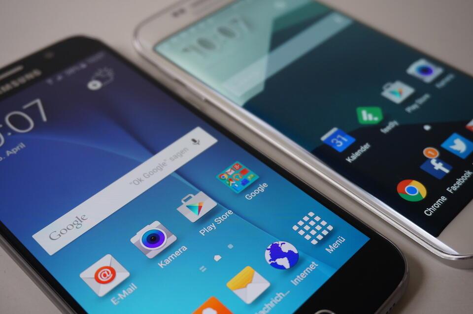 Android deutschland edge galaxy marshmallow s6 Samsung Update