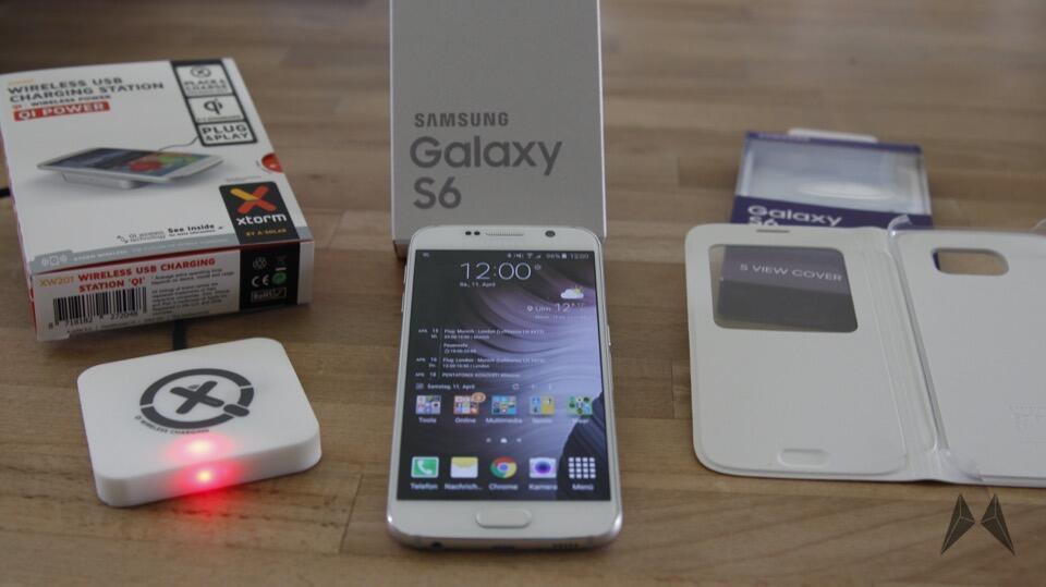1 Android edge galaxy Galaxy S6 s6 Samsung Tipps und Tricks