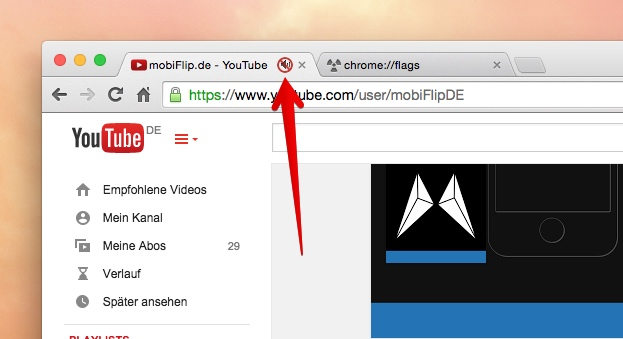 anleitung Browser chrome Google how-to tab tipp
