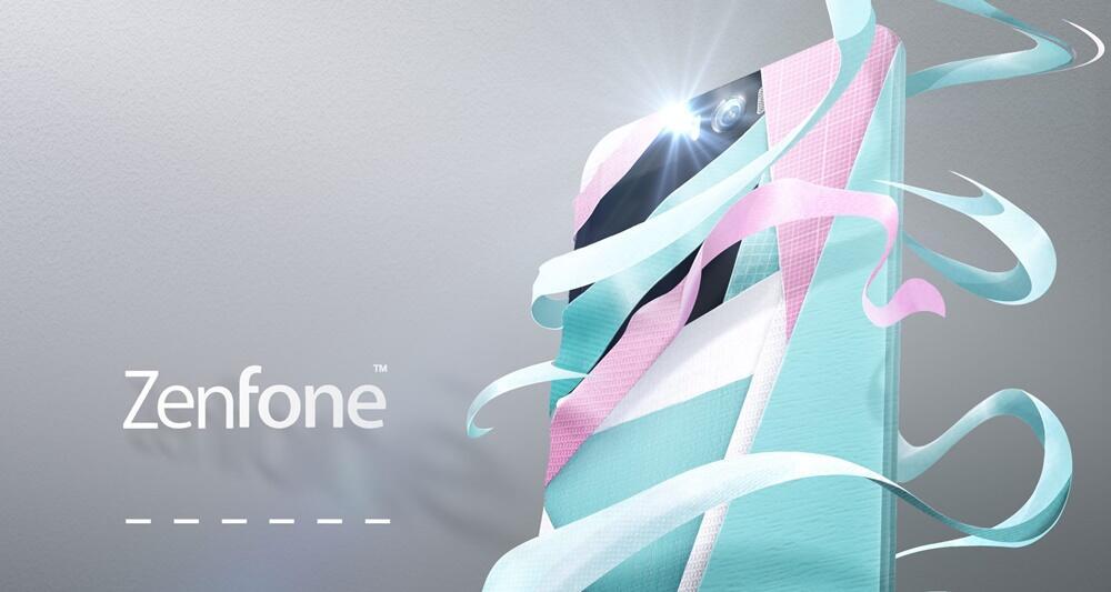 Android Asus Zenfone Computex 2015 selfie