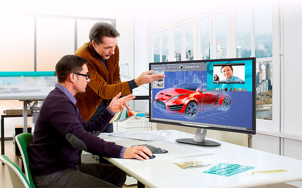 Display Monitor Philips WQHD