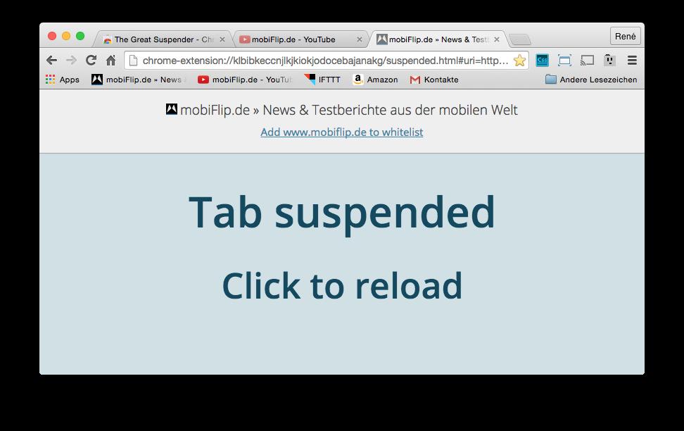 chrome Google plugin System tab Tool web