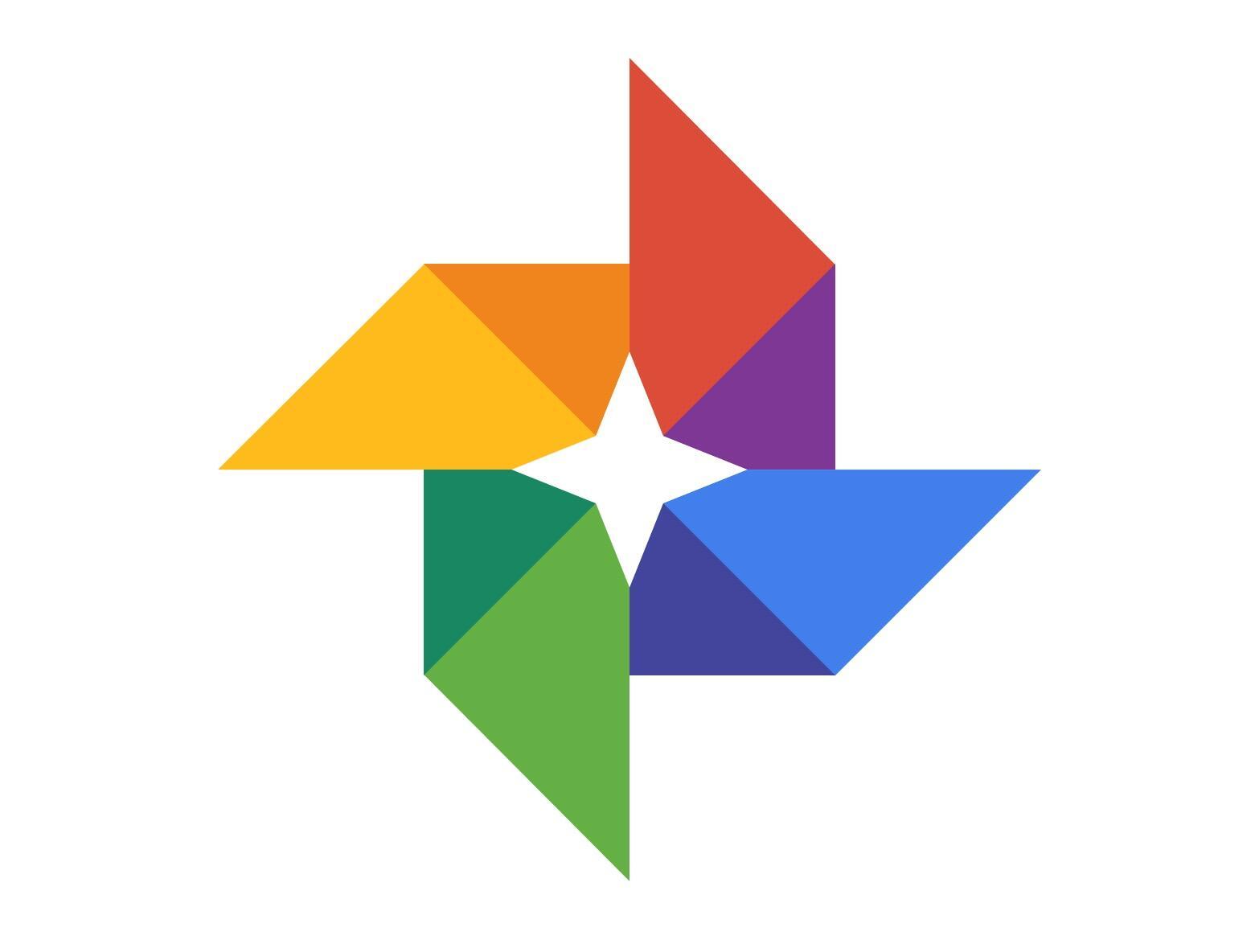 Android Fotos Google photos web