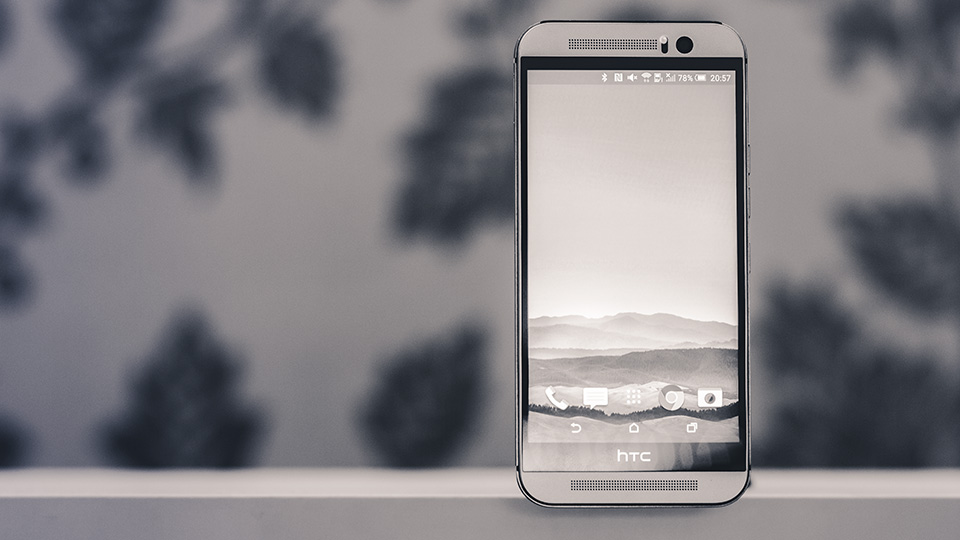 1 aff Android HTC HTC One M9 m9 review Smartphone test