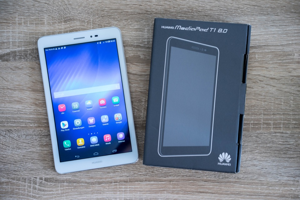 aff Android Huawei media review tablet test