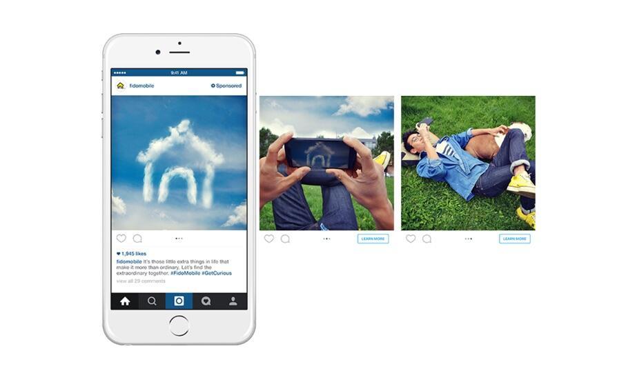 Android instagram iOS werbung Windows