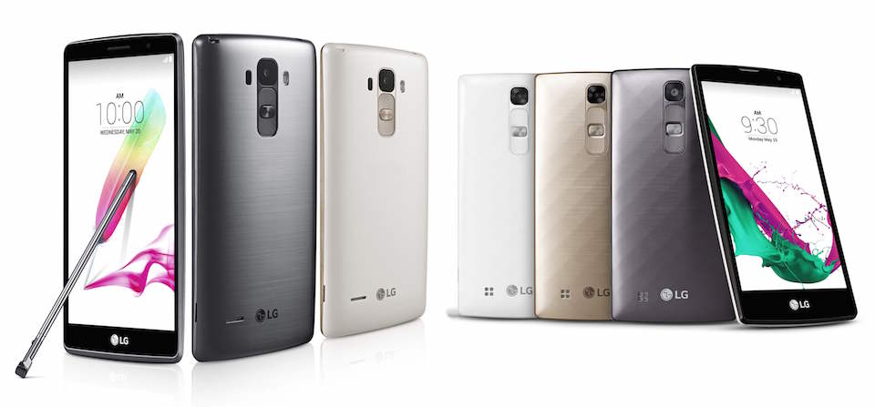 Android LG G4C Mini Phablet