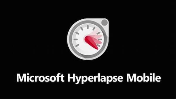 1080p Android Hyperlapse microsoft