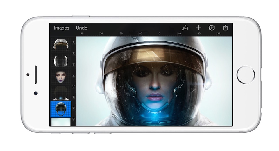 bildbearbeitung iOS iphone pixelmator