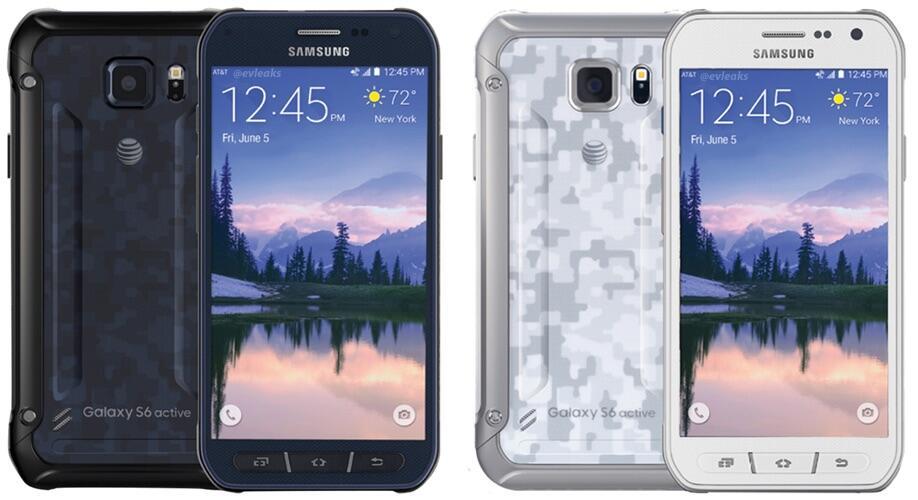 active Android galaxy pressebild s6 Samsung