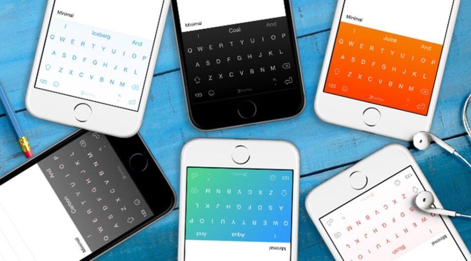 1 Android iOS microsoft swiftkey Tastatur