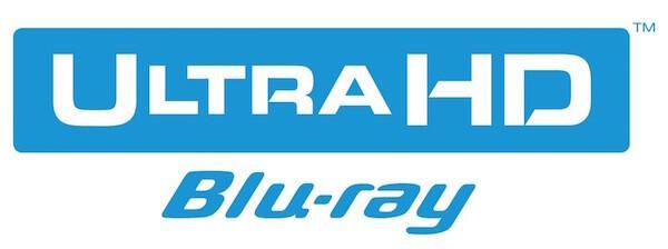 blu ray standard TV UHD