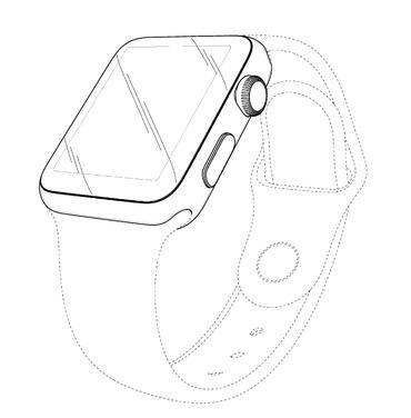 Apple iOS markt Patent smartwatch Uhr