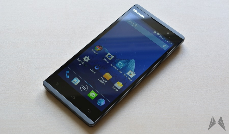 1 Android Hisense test Testbericht
