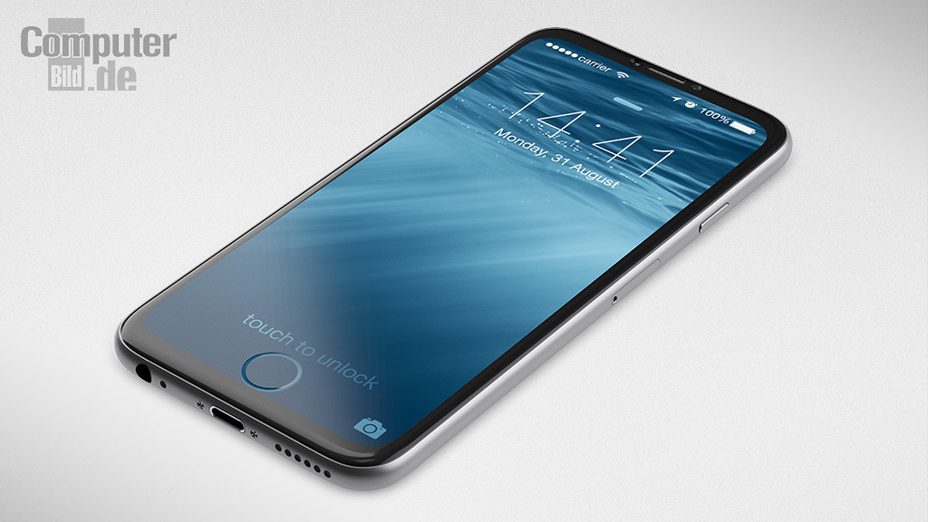 iOS iphone iphone 7 Konzept martin hajek mockup