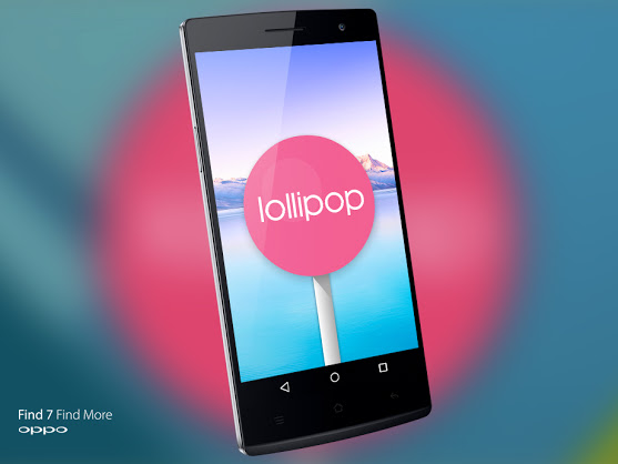 Android AOSP Find 7 lollipop oppo