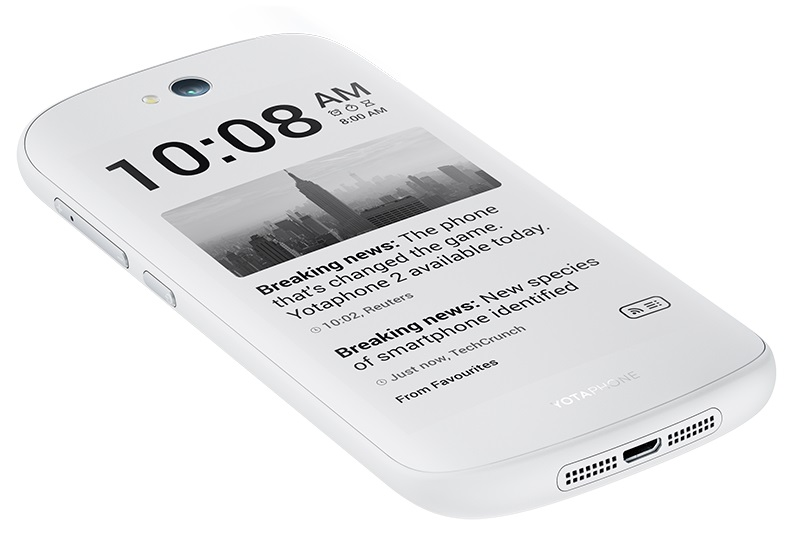 Android lollipop YotaPhone