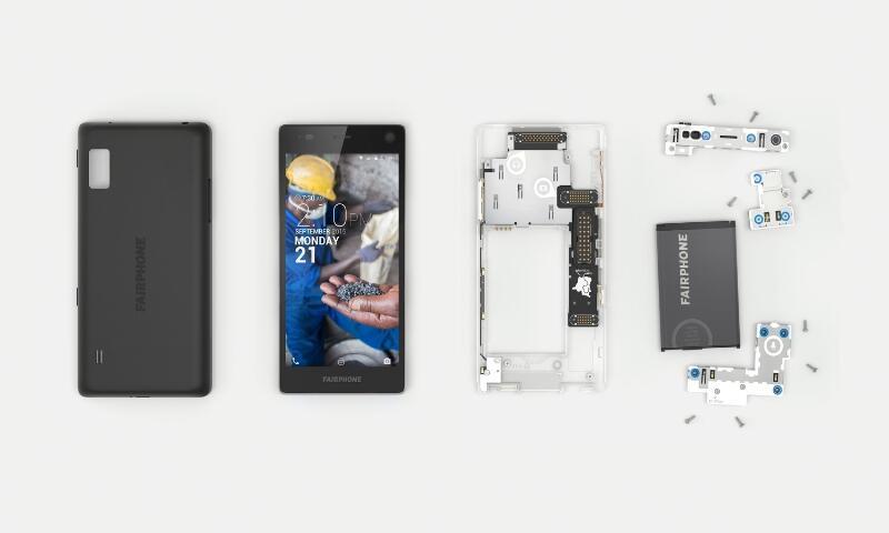 Android fairphone Fairphone 2 marshmallow Update