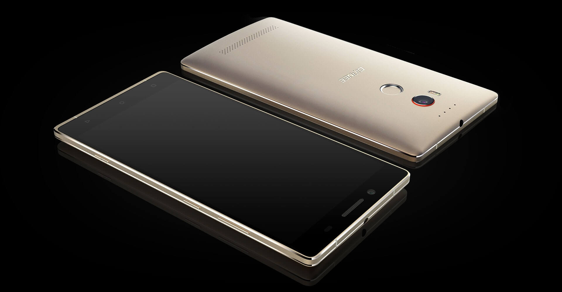 Android Elife E8 Gionee