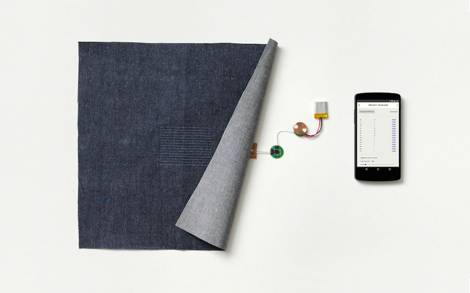 Android Google project jacquard