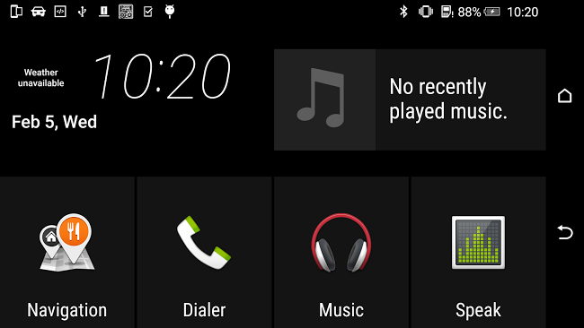 Android app fahrzeug google play HTC KFZ